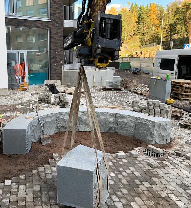 Kivityöt Helsinki